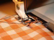 Šivenje, mašina za šivenje, tekstil
