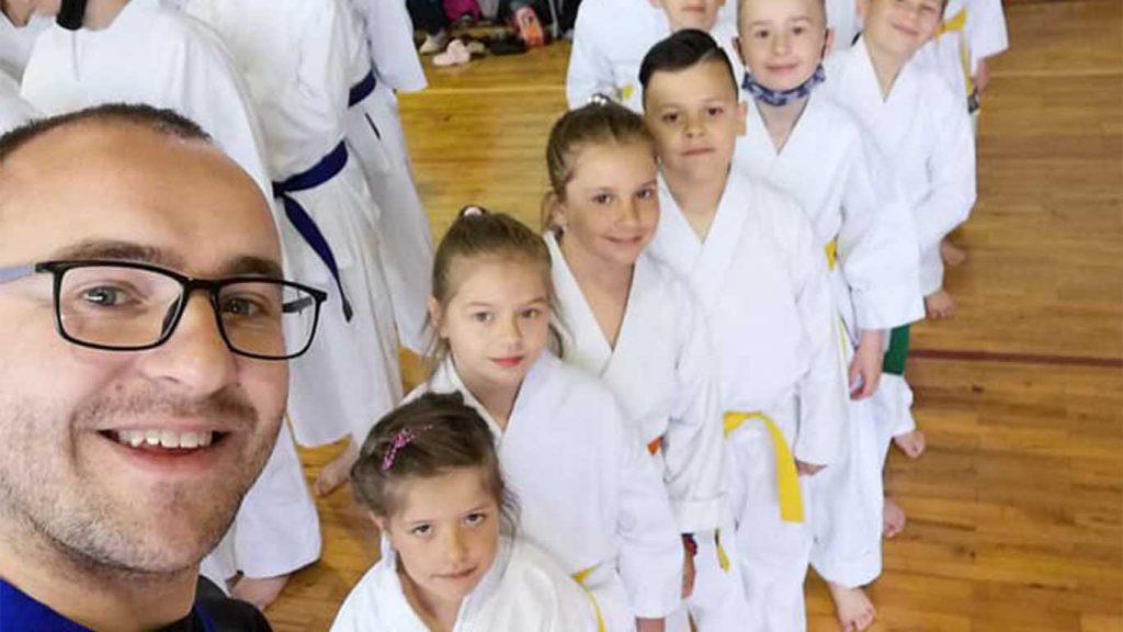 "Bojan Andrejić, Karate klub ""Timok"" Zaječar"