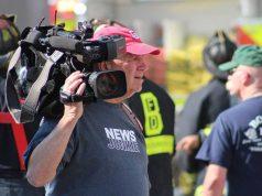 Sniumatelj, kamera, mediji