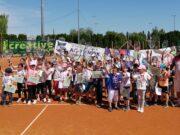 """Festival tenisa na Popovoj plaži u Zaječaru TK """"AS TIMOK"""" iz Zaječara"""