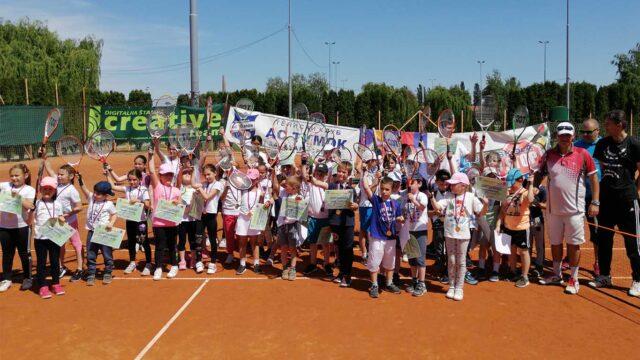 Festival tenisa na Popovoj plaži u Zaječaru TK