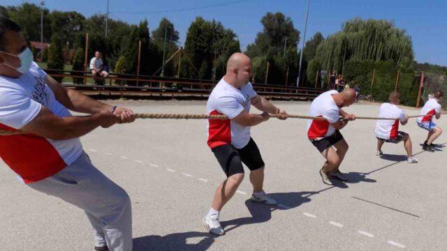 Seoske igre Sportskog saveza Srbije